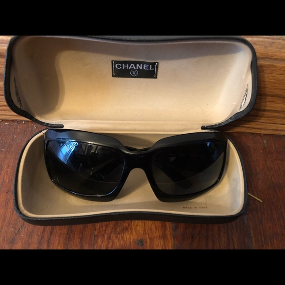 "8208df30b9 Chanel Accessories - Chanel Eye Glasses  Tortoise Shell CC""s"